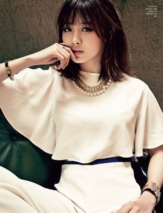 Girl's Day #Yura - Esquire Korea June 2013
