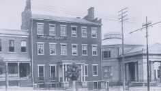 Old Dominion Hospital next to Monumental Church