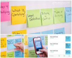 Collaborating and Brainstorming with Post-it® Products Evernote Collection