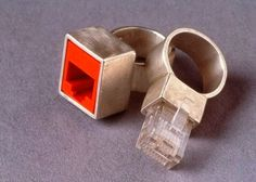 Top 28 Most Unusual and Innovative Wedding Rings