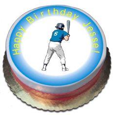 #Baseball Boy #SportsCake #Cake #USA