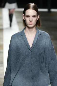 Beauty at Theyskens' Theory RTW Fall 2013