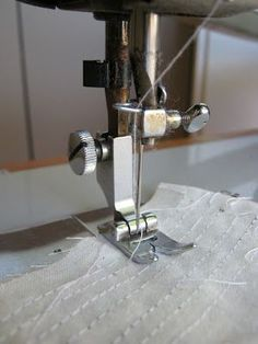 How To Get Perfect Tension - Tutorial for resetting your tension on your sewing machine