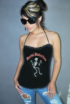social distortion top