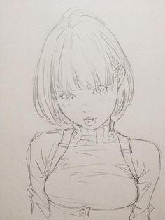 秋でもショートヘア。 ビバ・ショート by Eisaku