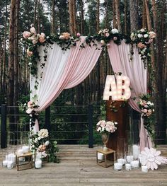 Ideas originales para el photocall de tu boda