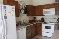 organize and clean your kitchen