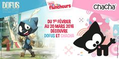 Tentez de remporter des lots Dofus & Chacha ! - Flunch Blog