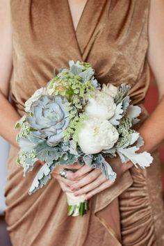 green, bouquet, white, succulent, flapper, Gatsby, long island, 20s, Summer