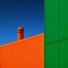 Fresh paint by Donald Boyd on Fotoblur | Urban Photography