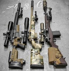 Airsoft Sniper Rifles for Sale - Wholesale Rate Snipers Military Weapons, Weapons Guns, Guns And Ammo, Armes Futures, Cool Guns, Assault Rifle, Tactical Gear, Tactical Survival, Firearms