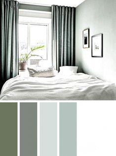 Master Bedroom Color Schemes, Bedroom Decor For Couples, Bedroom Interior, Bedroom Design, Couple Bedroom, Bedroom Colour Palette, Bedroom Paint Colors, Bedroom Colors, Master Bedroom Colors