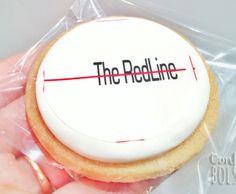 Galletas para la empresa The RedLine