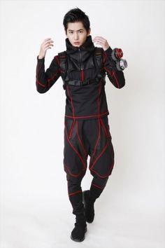 Kamen Rider Zi O, Motorcycle Jacket, Winter Jackets, Punk, Idol, Random, Style, Fashion, Trapper Keeper