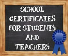 Free certificate maker to create personalized printable award certificates for any occasion. Customize the certificates online in under 1 minute free! Certificate Maker, Tooth Fairy Certificate, Birthday Certificate, School Certificate, Certificate Programs, Free Printable Certificates, Award Certificates, Certificate Templates, Student Of The Week
