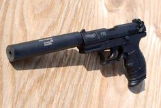 Walther supressed