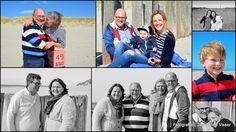 Familiefotografie op Ameland