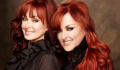The Judds (Naomi and Wynonna)