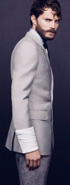 Jamie Dornan for Ermenegildo Zegna Couture S/S 2014