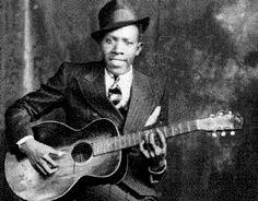 Robert Johnson, 1935
