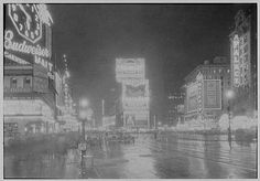 Times Square of the '30s and '40s Was Just Plain Beautiful - Monochromes - Curbed National