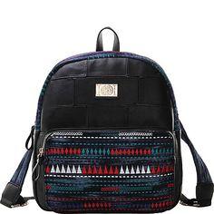 Cute Black Leather Mini Backpack Fashionable Backpacks For School, School  Backpacks, Leather School Backpack df309ac8a3