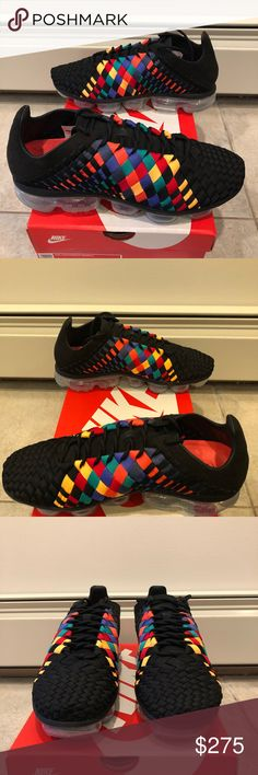 77c7dda9fff Nike Air VaporMax Inneva Rainbow Dream Weaver NEW Sold out everywhere and  were only ever available