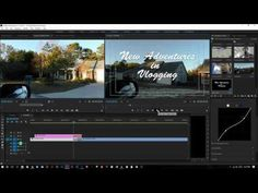 How to Create an Intro Title in Premiere Pro. Making an intro title sequence for YouTube videos isn't that hard in Premiere Pro if you keep things simple. In this tutorial I will show you how to make a simple animated title sequence for your YouTube videos. HOW TO MAKE AN ANIMATED TITLE SEQUENCE IN PREMIERE PRO THE EASY WAY. First you have to get past the idea of making something overly flashy. Casey Neistat is a good example how a simple overlay title on a video can be just as effective as…