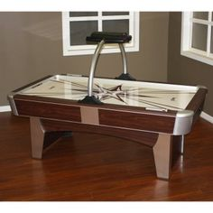AHB Monarch Air Hockey Table U003d $1000 @ Http://www.hayneedle.