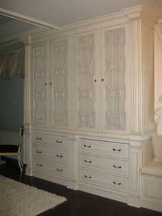 Built In Bedroom Cabinets Google Search