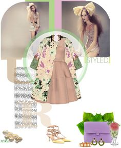 """""""Play with volume!"""" by mariekc ❤ liked on Polyvore"""