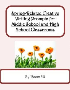 Room 311 has written 12 all new writing prompts to stir creativity and imagination within your creative writing class! These prompts are designed to get your middle school and high school students thinking creatively as they write short stories in response to the prompts.