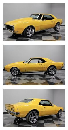 No muscle car like it: Pontiac Firebird Trans Detroit #ThrowbackThursday