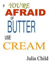 gezegden Julia Child