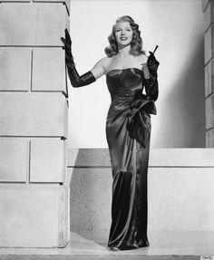 "Rita Hayworth as ""Gilda"""