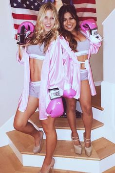 Best friend Halloween costumes are totally a thing right now. Click to discover some of them.