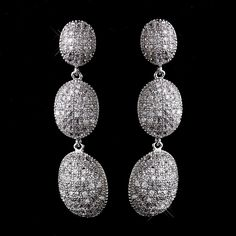 7a4b8f285 Affordable Elegance Bridal - Couture CZ Crystal Drop Wedding Earrings,  $105.99 (https:/