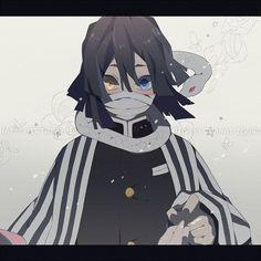Iguro Obanai - Kimetsu no Yaiba - Image - Zerochan Anime Image Board Anime Girl Neko, Chica Anime Manga, Anime Art, Demon Slayer, Slayer Anime, Wattpad, Beautiful Places To Travel, Anime Demon, Image Boards