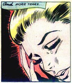 Tears http://www.pinterest.com/lordchelsea/comic-art/