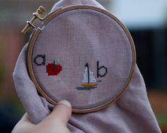 my sweatiepie :: stitch along