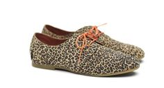 Leopard - Shoe the Bear for Showroomprive