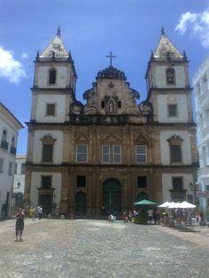 Salvador - Igreja de São Francisco.
