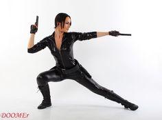 Tomb Raider Chronicles catsuit 5 by Vladimir-Holstinin.deviantart.com on @deviantART