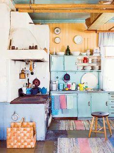 EN MI ESPACIO VITAL: Muebles Recuperados y Decoración Vintage: decoración/decor