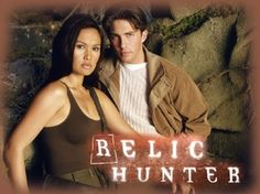 Hawaiian actress Tia Carrere as Sydney Fox and an English actor Christien Anholt as Nigel Bailey in Relic Hunter-TV Show. Movies Showing, Movies And Tv Shows, Tia Carrere, Relic Hunter, New Tv Series, Sci Fi Shows, Nerd Herd, Old Tv Shows, Ol Days