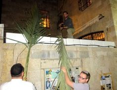 Now that is what The Jerusalem Heritage house calls guest teamwork!