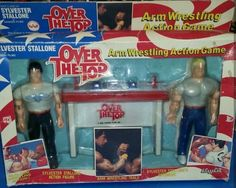 Over the Top action figures