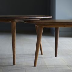 Coffee table CH008 by Hans J Wegner - Carl Hansen & Søn