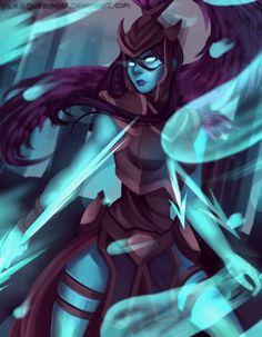 Kalista- League of Legends