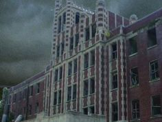 Waverly Hills Sanitorium, most haunted place in the country